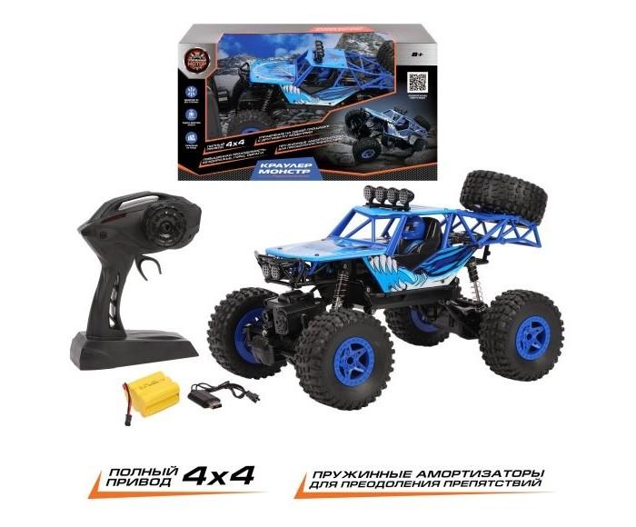 Картинка для Радиоуправляемые игрушки Пламенный мотор Краулер Монстр на радиоуправлении 870443