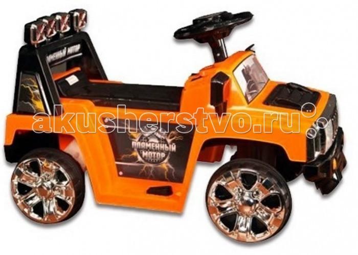 Электромобиль Пламенный мотор Джип РУ 86125/86126