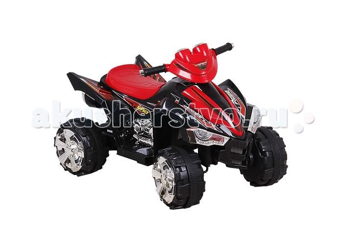 Электромобиль Пламенный мотор Квадроцикл 86074Квадроцикл 86074Пламенный мотор Квадроцикл 86074 предназначена для детей от 3 до 8 лет. На такой машине юный водитель почувствует себя уверенно и получит массу удовольствия от прогулки.  Управление квадроциклом способствует развитию крупной и мелкой моторики, влияет на координацию движений, учит ориентироваться на местности, принимать осмысленные решения.  Характеристики:  Размер автомобиля: 88 х 62 х 65 см Двигатель: 6V 25W Аккумулятор: DC12V 5AHх1 Аккумуляторы заряжаются до 8-12 часов Элементы питания для руля: 3 батарейки типа АА 1,5В (в комплект не входят) Возможная скорость: 2.3-3.6 км/ч Грузоподъемность: 35 кг.<br>
