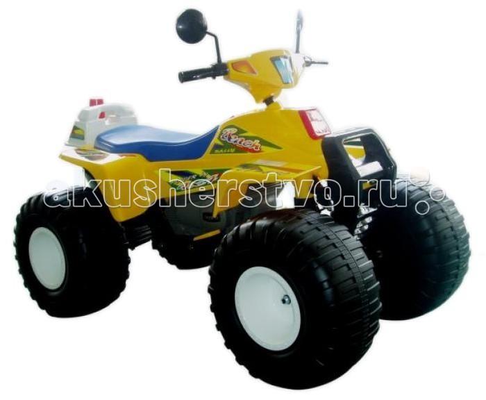 Электромобиль Пламенный мотор Квадроцикл Big Racer 95005/95006