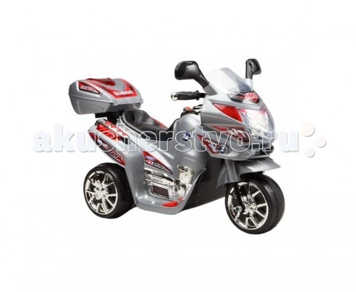 Электромобиль Пламенный мотор Мотоцикл 86090/86091/86092Мотоцикл 86090/86091/86092Мотоцикл Пламенный мотор 86090/86091/86092.  Какой юный байкер не мечтает о собственном мотоцикле? Но если до обладания настоящим байком еще нужно дорасти, то электромобиль реально получить в качестве подарка на день рождения или Новый год.  Управление мотоциклом способствует развитию крупной и мелкой моторики, формирует мускулатуру, влияет на координацию движений, учит ориентироваться на местности, принимать осмысленные решения.  Модель имеет функцию ножного управления. Музыкальные эффекты: проигрывает различные мелодии. Имеются передние фары и разноцветные сигнальные огни.  Предназначен для детей возрастом от 3 до 7 лет.  Особенности: Двигатель - 6V, 12W  Аккумулятор - 6V, 4AH  Время зарядки: 8-12 часов Скорость движения - 3 км/ч  Максимальная нагрузка - 25 кг Размер мотоцикла (дхшхв): 81,5 х 37 х 53,5 см<br>