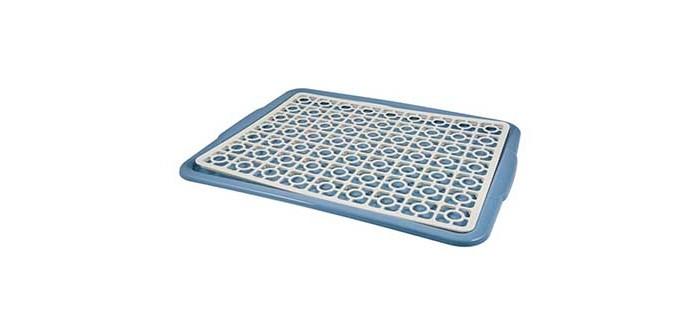 Картинка для Хозяйственные товары Plast Team Сушилка для посуды Stockholm 47х37х2 см