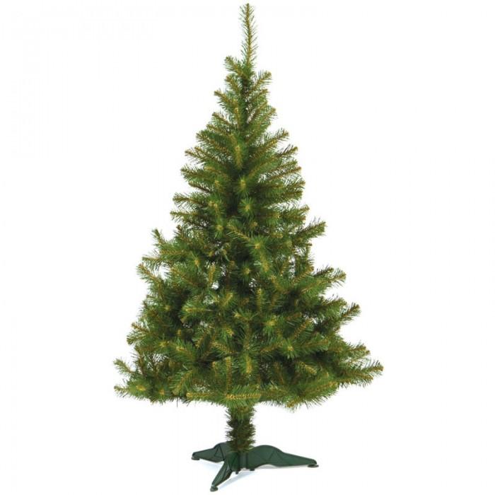 Купить Искусственные елки, Пластиндустрия Ель искусственная Таежная 150 см