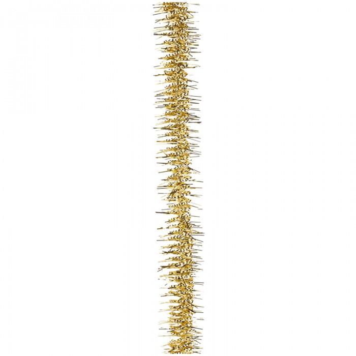 Новогодние украшения Пластиндустрия Мишура Карусель голография 200x4.5 см