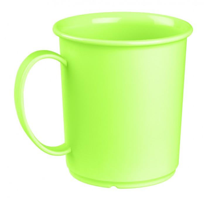 Посуда Пластишка Кружка детская 0,18 л выпечка и приготовление пластишка тёрка детская 200х98х26 мм