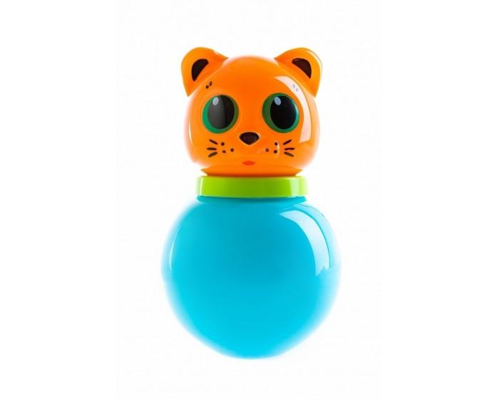 Фото - Развивающие игрушки Пластмастер Неваляшка Кот Васька 22 см развивающие игрушки стеллар неваляшка большая кот барсик