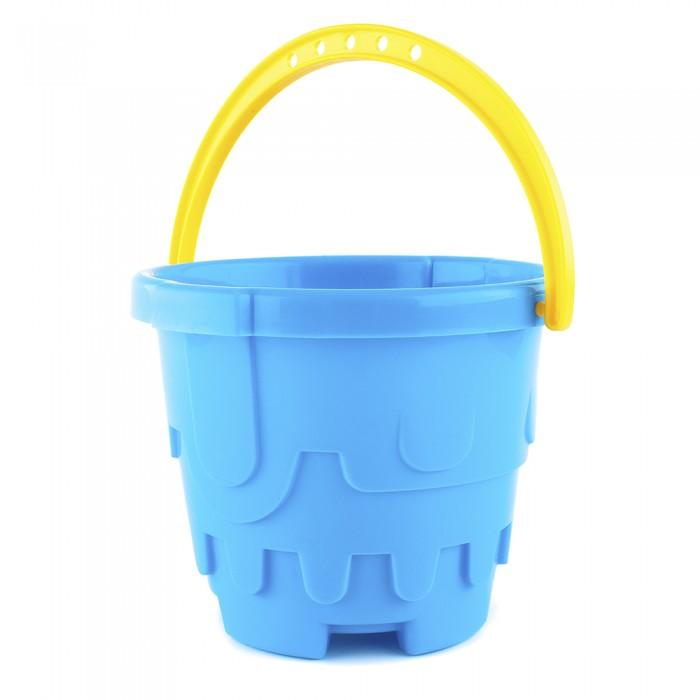 игрушки в песочницу Игрушки в песочницу Пластмастер Ведро Крепость