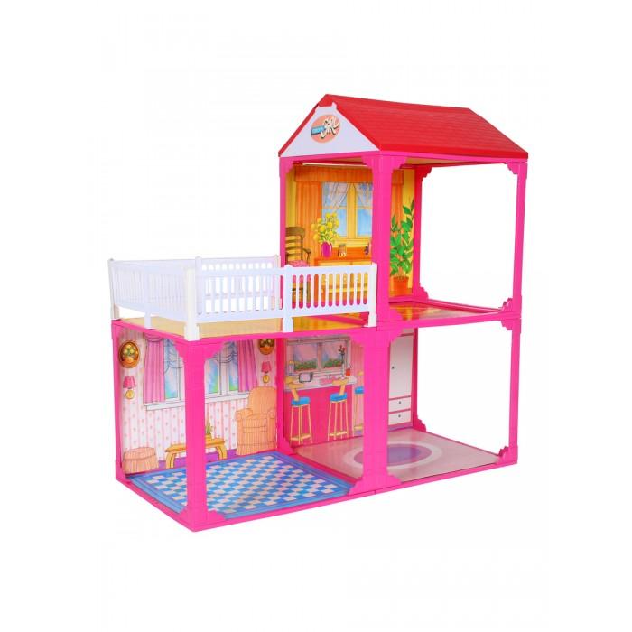 Кукольные домики и мебель Play Smart Домик для кукол Барби 6982A
