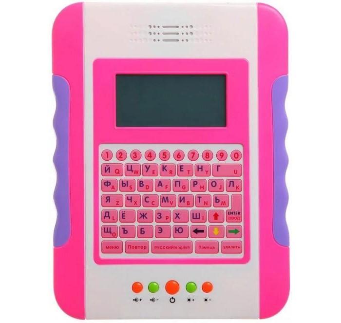 Play Smart Обучающий планшетный компьютер Joy Toy с цветным экраном Б4400