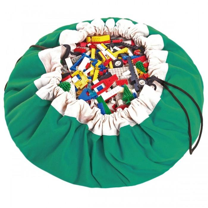 Купить Ящики для игрушек, Play&Go 2 в 1: мешок для хранения игрушек и игровой коврик Classic