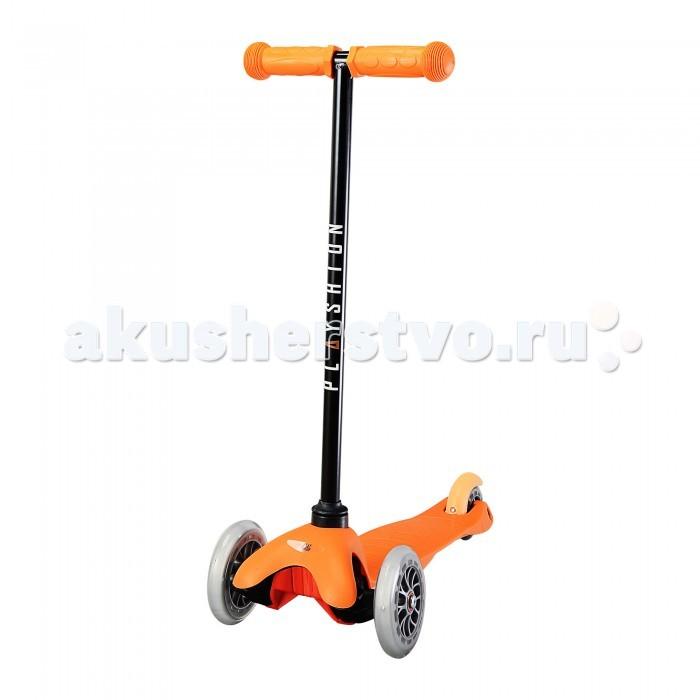 Детский транспорт , Трехколесные самокаты Playshion Mini арт: 457101 -  Трехколесные самокаты