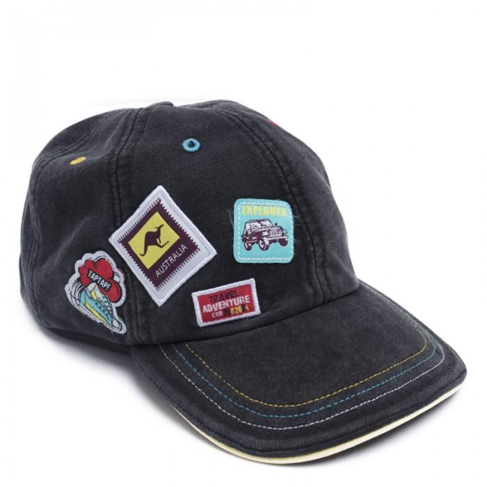 Шапочки и чепчики Playtoday Бейсболка для мальчика Летнее приключение 181170 одежда для детей