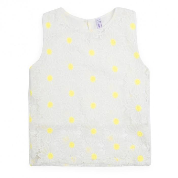 Блузки и рубашки Playtoday Блузка для девочки Летний букет