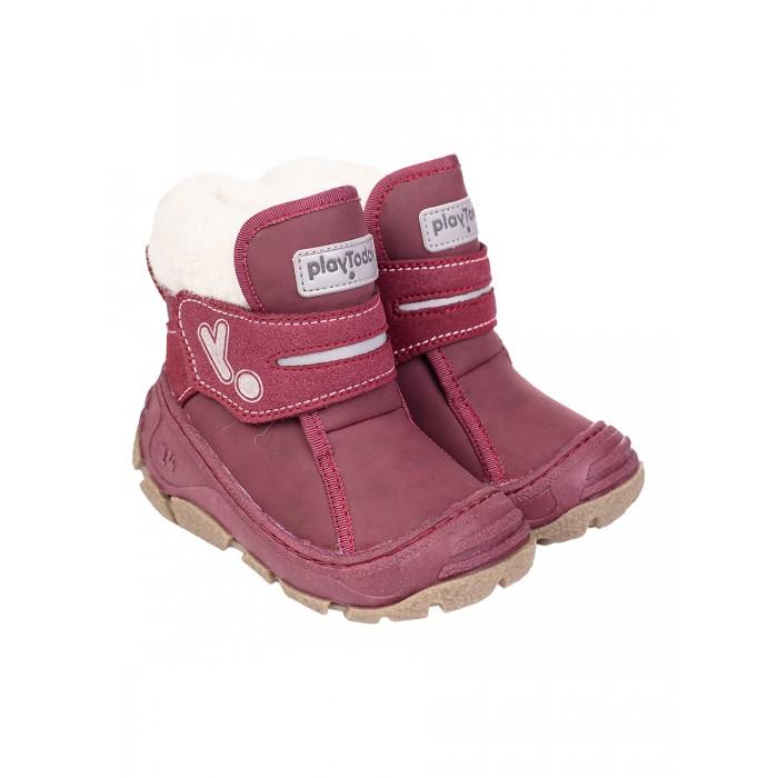 Playtoday Ботинки для девочек Light magic baby фото