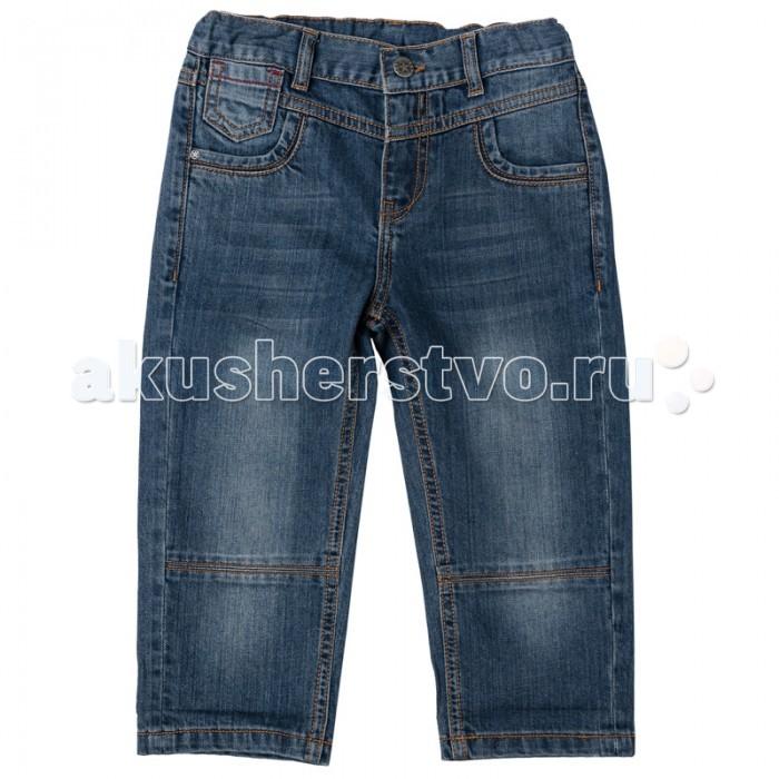 Детская одежда , Шорты и бриджи Playtoday Бриджи джинсовые для мальчика Будь героем! 171058 арт: 351800 -  Шорты и бриджи