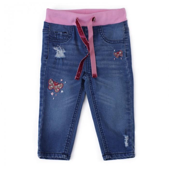 Детская одежда , Брюки, джинсы и штанишки Playtoday Брюки детские текcтильные для девочек Флоранс 188808 арт: 456736 -  Брюки, джинсы и штанишки