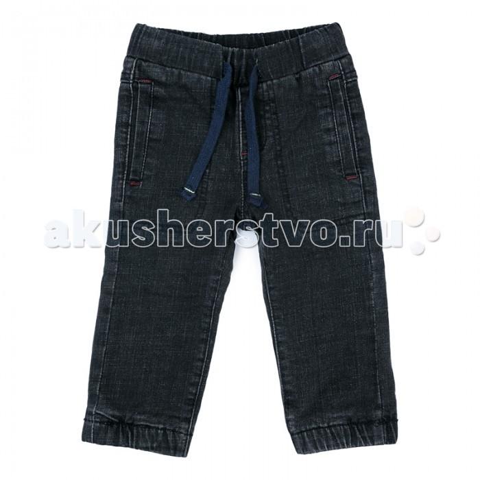 Детская одежда , Брюки, джинсы и штанишки Playtoday Брюки детские текcтильные джинсовые для мальчиков Веселый алфавит 377011 арт: 367328 -  Брюки, джинсы и штанишки