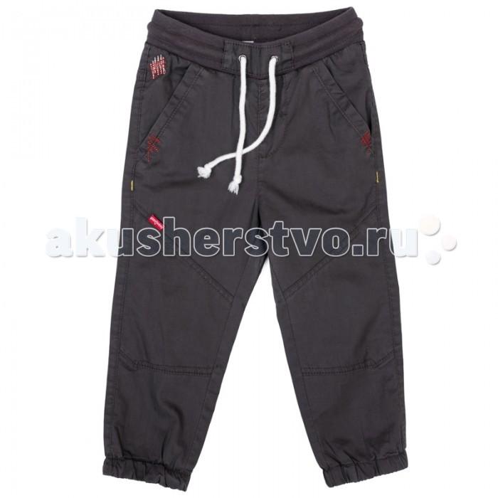 Детская одежда , Брюки, джинсы и штанишки Playtoday Брюки детские текстильные для мальчиков Веселый алфавит 377012 арт: 367333 -  Брюки, джинсы и штанишки