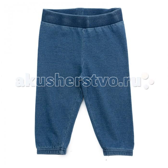 Брюки, джинсы и штанишки Playtoday Брюки детские трикотажные для девочек Сладкая ягодка 378806