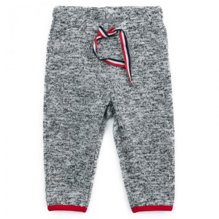 Брюки, джинсы и штанишки Playtoday Брюки детские трикотажные для мальчиков Первый друг 377062