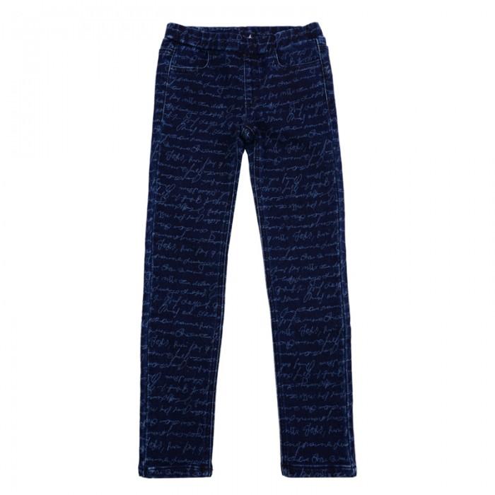 Брюки, джинсы и штанишки Playtoday Брюки для девочек Английский завтрак 382074 брендовая одежда
