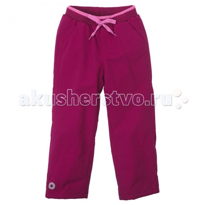 Детская одежда , Брюки, джинсы и штанишки Playtoday Брюки для девочки Яркие штрихи 172052 арт: 350675 -  Брюки, джинсы и штанишки