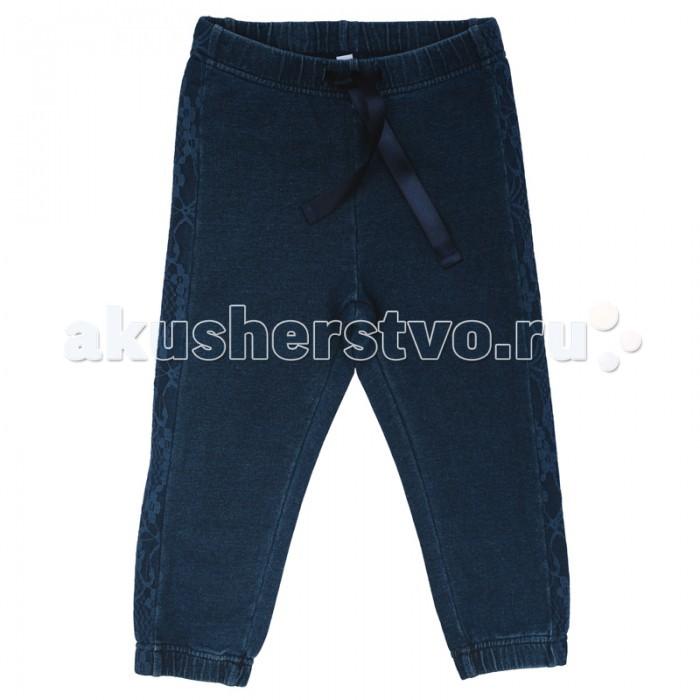 Брюки, джинсы и штанишки Playtoday Брюки для девочки Веселая улитка 178062 брюки джинсы и штанишки playtoday джинсы для девочки фруктовый лед 172169