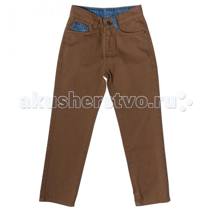 Брюки, джинсы и штанишки Playtoday Брюки для мальчика Автоклуб 171009