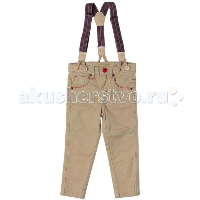 Брюки, джинсы и штанишки Playtoday Брюки для мальчика Юный чемпион 177009
