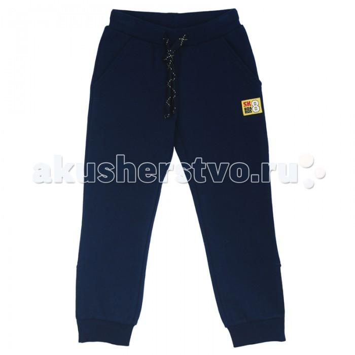 Брюки, джинсы и штанишки Playtoday Брюки для мальчика Скейтборд 170001