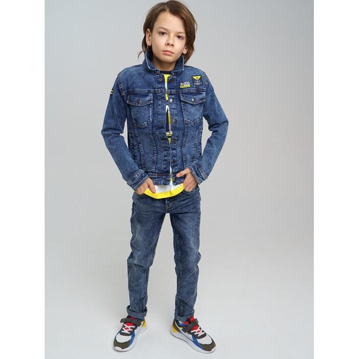Playtoday Брюки джинсовые для мальчика 12111516
