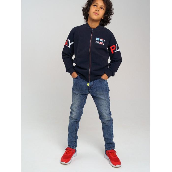 Playtoday Брюки джинсовые для мальчика 12111529