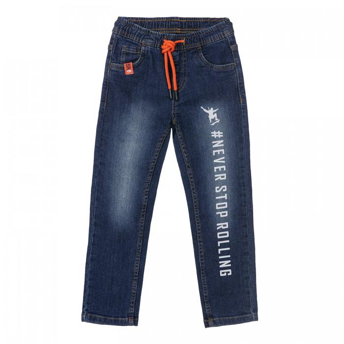 Брюки и джинсы Playtoday Брюки джинсовые для мальчика 12112629