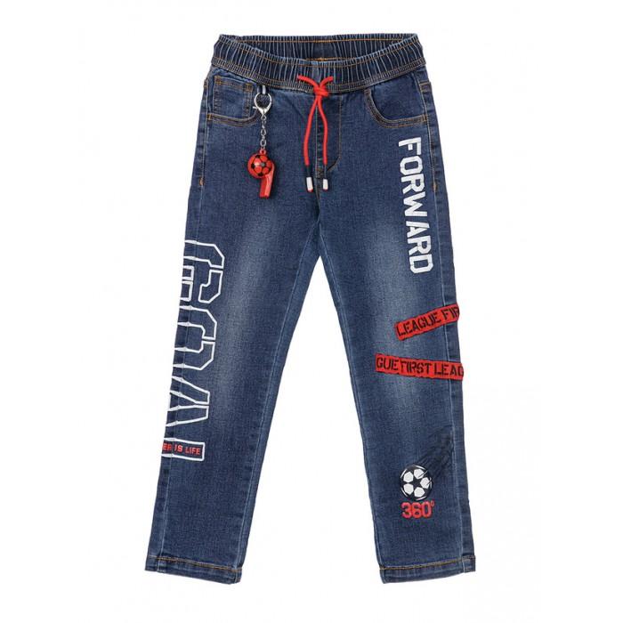 Брюки и джинсы Playtoday Брюки джинсовые для мальчика 12112804
