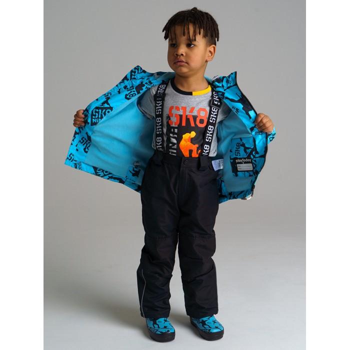 Playtoday Брюки текстильные для мальчика 12112609