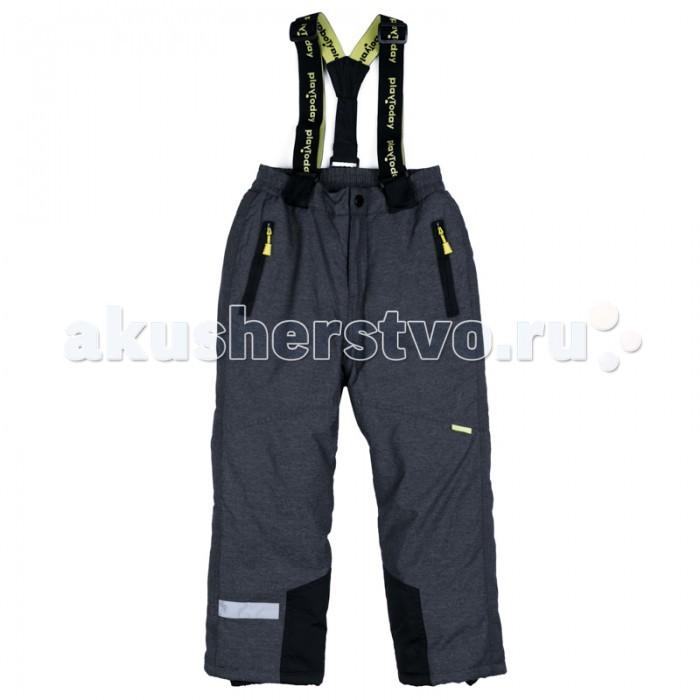 Детская одежда , Брюки, джинсы и штанишки Playtoday Брюки текстильные для мальчиков Арктика 371104 арт: 364767 -  Брюки, джинсы и штанишки