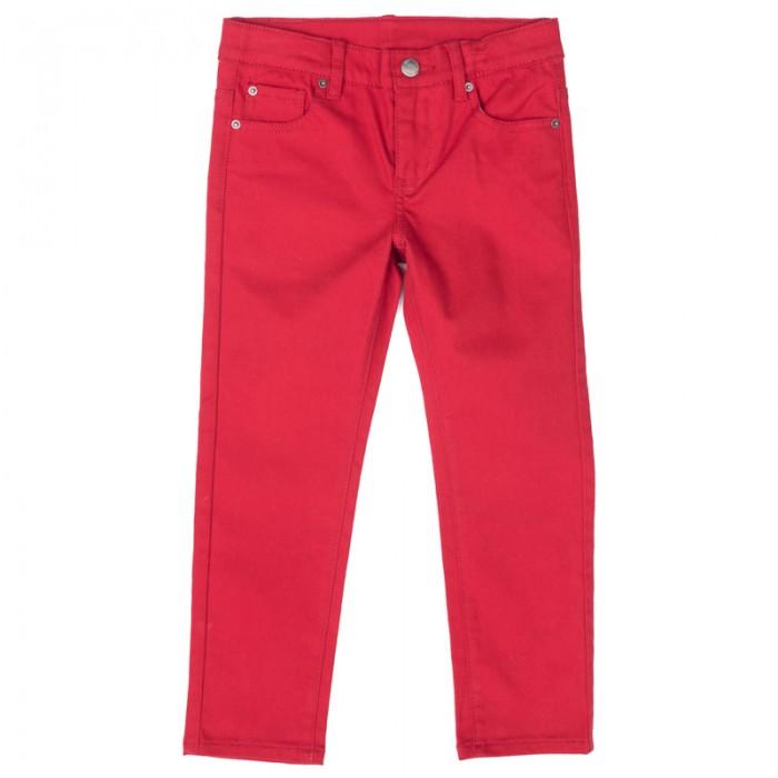 Брюки, джинсы и штанишки Playtoday Брюки текстильные для мальчиков Пульс Лондона 371012