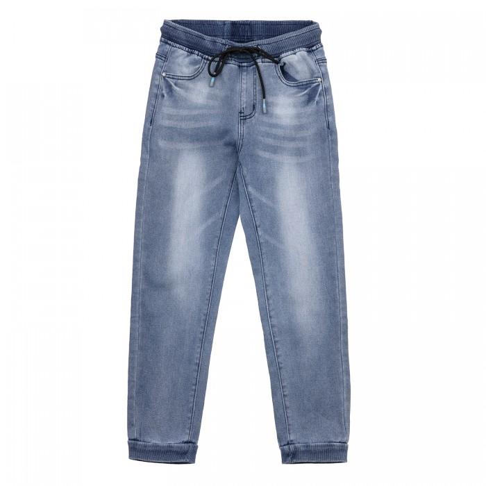 Брюки и джинсы Playtoday Брюки текстильные джинсовые для мальчика 12111233