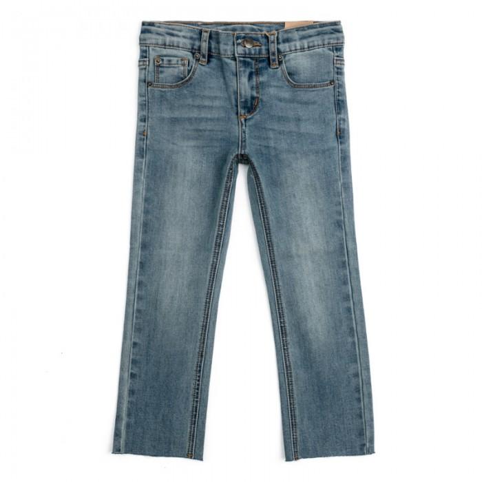 Детская одежда , Брюки, джинсы и штанишки Playtoday Брюки текстильные джинсовые для мальчиков Форсаж 181108 арт: 456821 -  Брюки, джинсы и штанишки