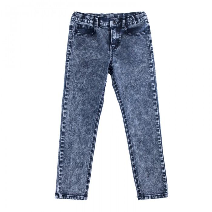 Детская одежда , Брюки, джинсы и штанишки Playtoday Брюки текстильные джинсовые для мальчиков Рок-звезда 181057 арт: 452174 -  Брюки, джинсы и штанишки