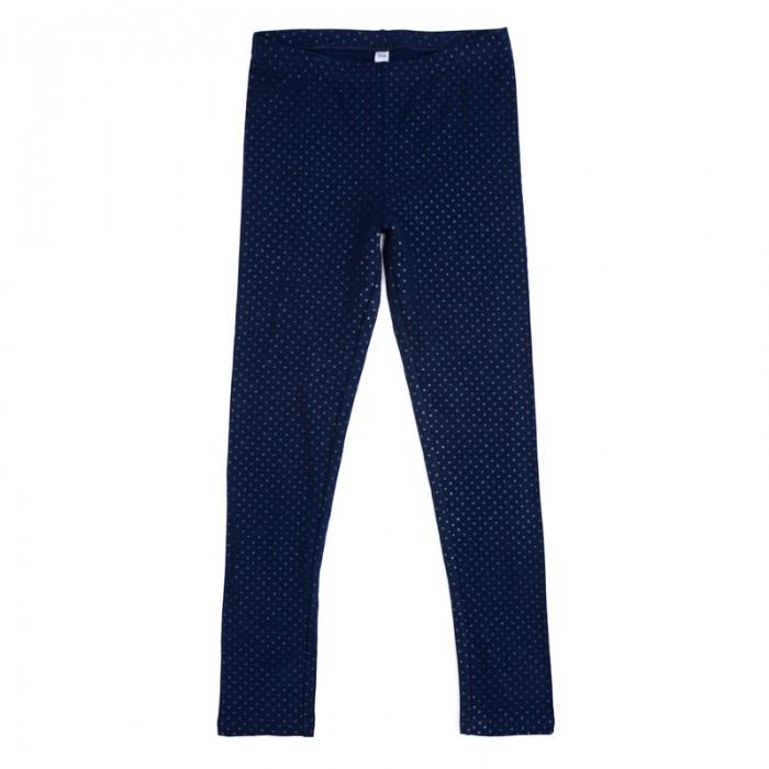 Брюки, джинсы и штанишки Playtoday Брюки трикотажные для девочек (леггинсы) Утро в Париже 182066