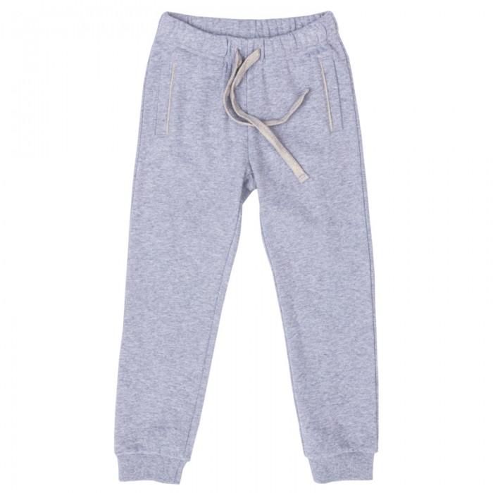 Брюки, джинсы и штанишки Playtoday Брюки трикотажные для девочек Я - принцесса 372020
