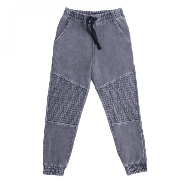 Детская одежда , Брюки, джинсы и штанишки Playtoday Брюки трикотажные для мальчиков Рок-звезда 181062 арт: 452204 -  Брюки, джинсы и штанишки