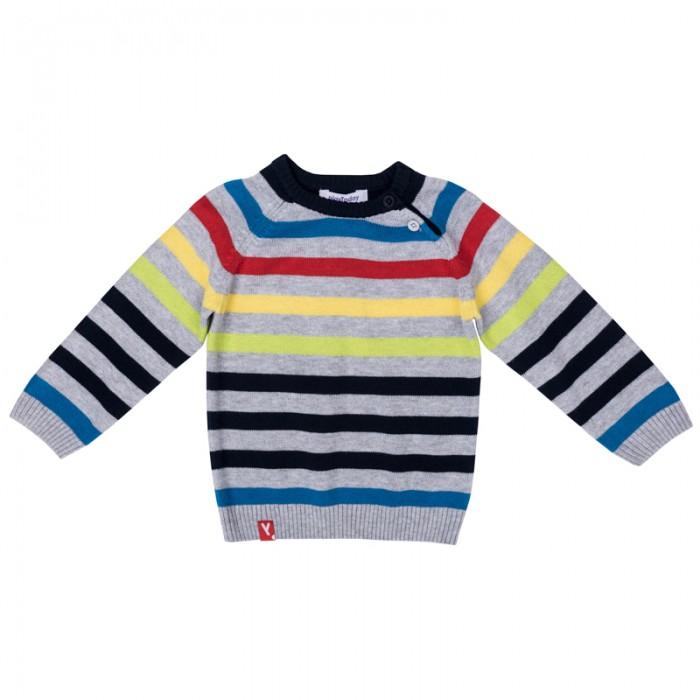 Детская одежда , Джемперы, свитера, пуловеры Playtoday Джемпер детский трикотажный для мальчиков Веселый алфавит 377009 арт: 367418 -  Джемперы, свитера, пуловеры