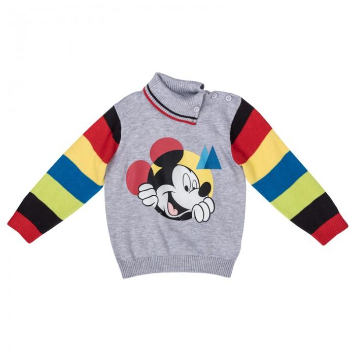 Детская одежда , Джемперы, свитера, пуловеры Playtoday Джемпер детский трикотажный для мальчиков Веселый алфавит 577001 арт: 367408 -  Джемперы, свитера, пуловеры