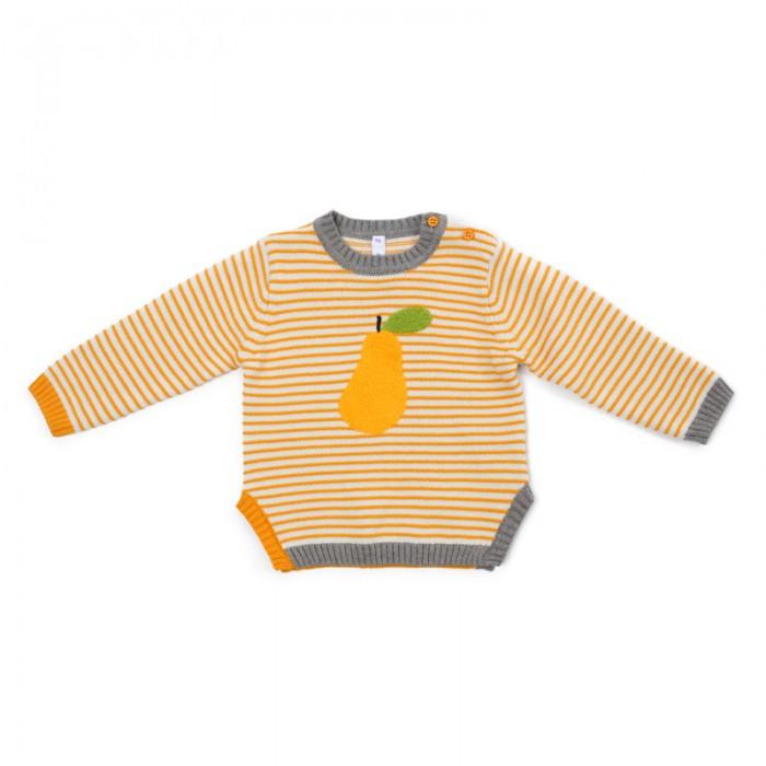 Джемперы, свитера, пуловеры Playtoday Джемпер для девочек Золотой сад 388012, Джемперы, свитера, пуловеры - артикул:576611