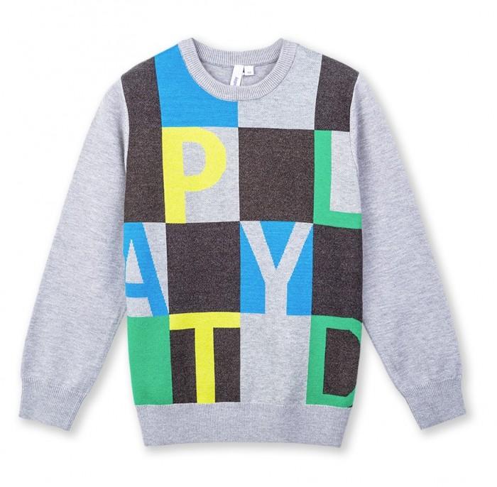Джемперы и кардиганы Playtoday Джемпер для мальчиков Free Style tween леггинсы playtoday free spirit tween girls 120123026 размер 140 розовый