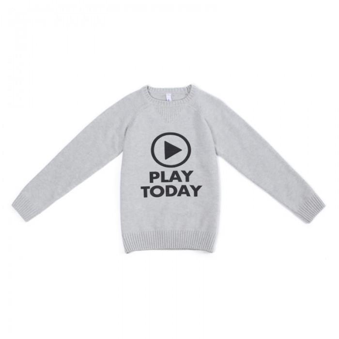 Джемперы, свитера, пуловеры Playtoday Джемпер для мальчиков Истории улиц 381008 джемпер playtoday джемпер