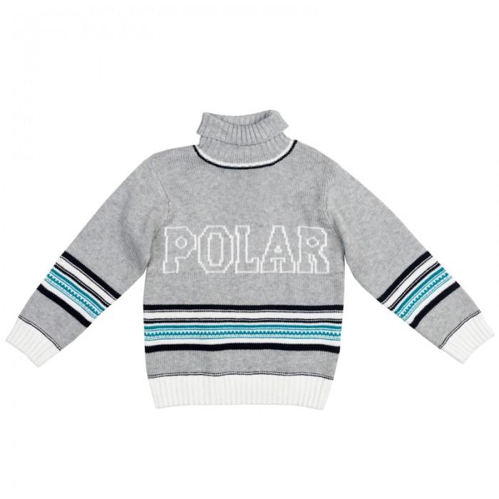 Джемперы, свитера, пуловеры Playtoday Джемпер трикотажный для мальчиков Арктика 371108, Джемперы, свитера, пуловеры - артикул:365422
