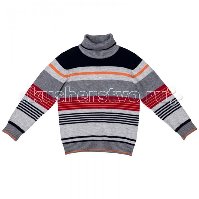 Детская одежда , Джемперы, свитера, пуловеры Playtoday Джемпер трикотажный для мальчиков Драйв 371059 арт: 368178 -  Джемперы, свитера, пуловеры